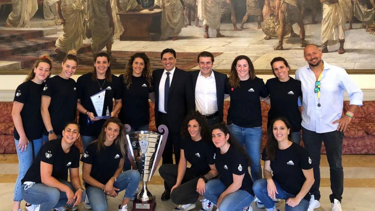 Ekipe Orizzonte scudetto campionesse d'Italia