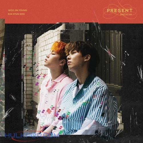 WOO JIN YOUNG, KIM HYUN WOO – Special Mini Album [PRESENT]