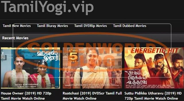 TamilYogi 2020 - 300MB HD Tamil South Hindi Movies Download