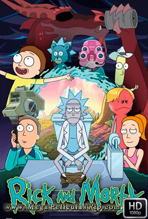 Rick Y Morty Temporada 4 [1080p] [Latino-Ingles] [MEGA]