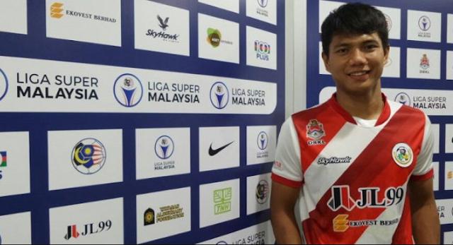 Karier Achmad Jufriyanto Bersama Kuala Lumpur FA Kini Sudah Berakhir