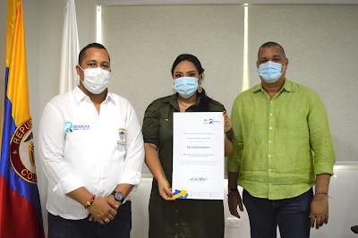hoyennoticia.com, Alcaldía de Riohacha hizo reconocimiento a Uniguajira
