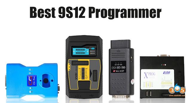 best-9s12-programmer
