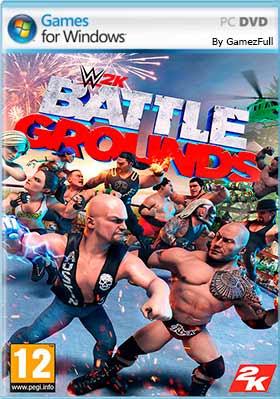 WWE 2K Battlegrounds pc descargar gratis mega