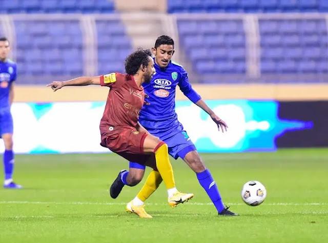 تعادل النصر مع الفتح في مؤجلة الجولة 16 من الدوري السعودي