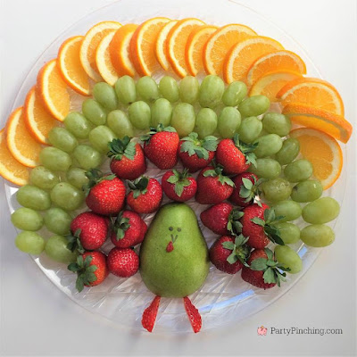 Fruit platters and Veggie Trays