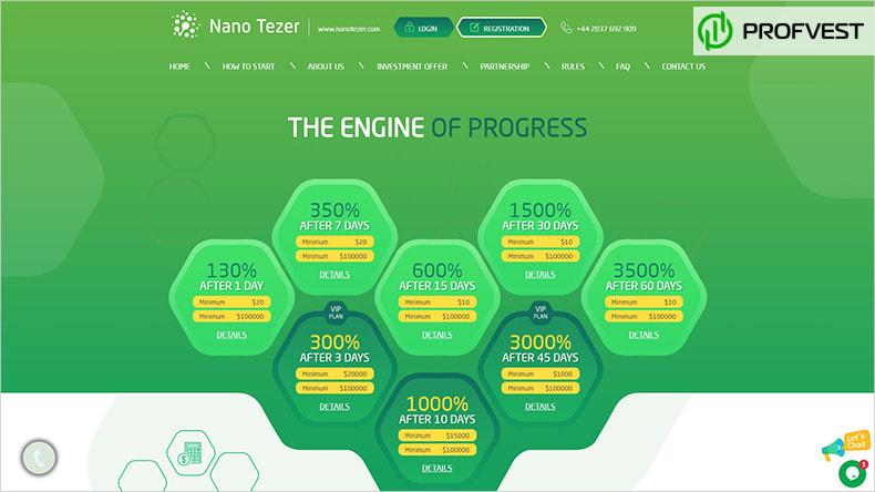 Очередной профит от Nano Tezer