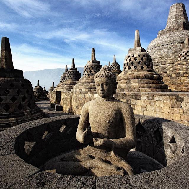 Jam Buka Candi Borobudur