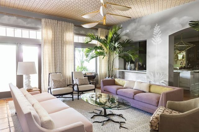 Kips bay palm beach showhouse design indulgence for Palm beach home and design show