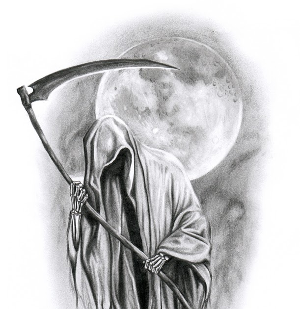 artdevil desenhos morte 0001