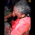 Police Reportedly Shoots Lady in The Mouth in Lagos