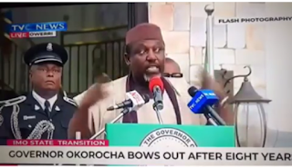 I Am A Lover Of Peace, Let Nobody Fight Me - Okorocha
