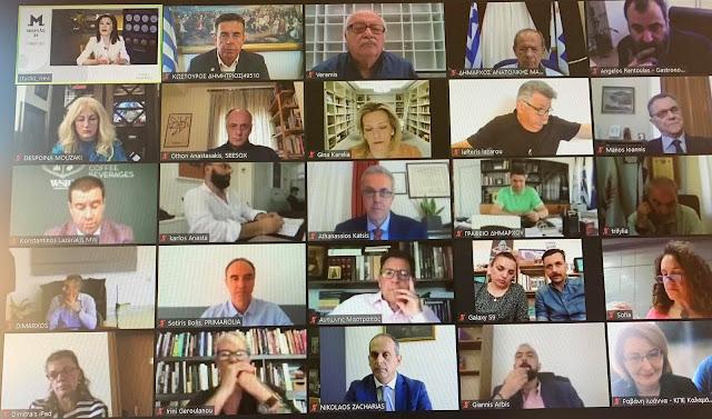 O Δήμος Ναυπλιέων στρατηγικός εταίρος του προγράμματος «ΜΟΡΙΑΣ '21»