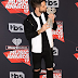 Thomas Rhett + Big Sean Wear .@danielpatrick_ at iHeartRadio Awards