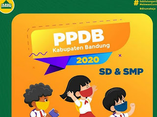 jadwal ppdb kabupaten bandung 2020