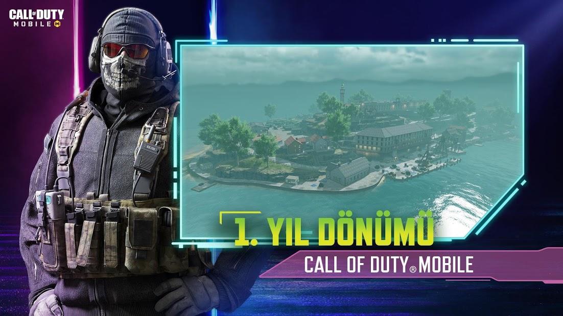 Call of Duty Mobile Hileli APK - Hemlock Script Wallhack Hileli APK