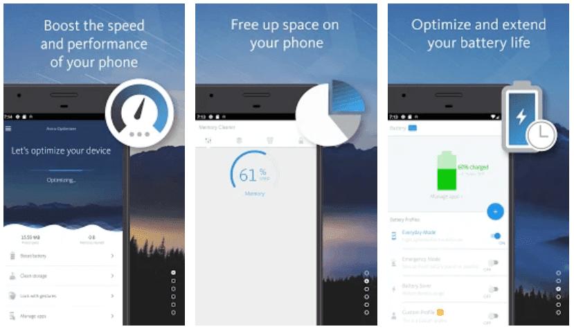 Avira Optimizer penghemat baterai android