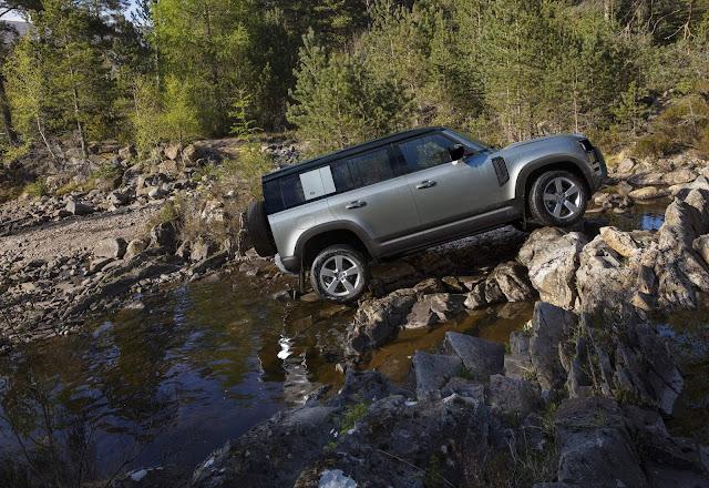Novo Land Rover Defender 2021 chega ao Brasil por R$ 400.750
