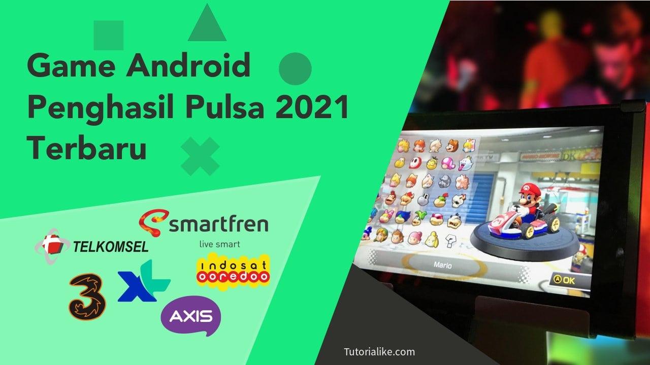 5 Game Android Penghasil Pulsa 2021 Terbaru, Dapat Pulsanya Sangat Cepat !