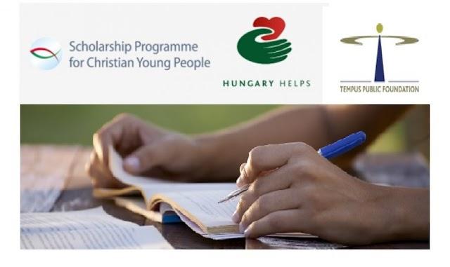 Tempus Public Foundation Scholarship Programme 2020 Fully Funded