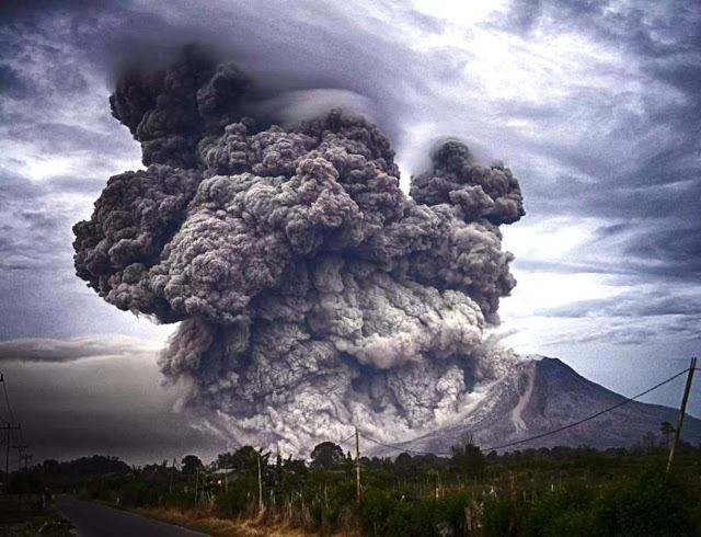 Early Humans Survived Massive Supervolcano Eruption