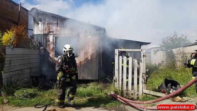 Osorno Incendio