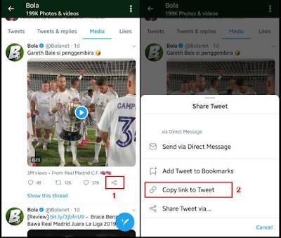 Download Video Twitter Tanpa Aplikasi