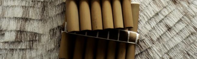 Sonidos y silencios. (Re)construcción de instrumentos musicales