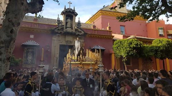 La diadema de oro de la Soledad de San Lorenzo estará en la exposición «In Nomine Dei»
