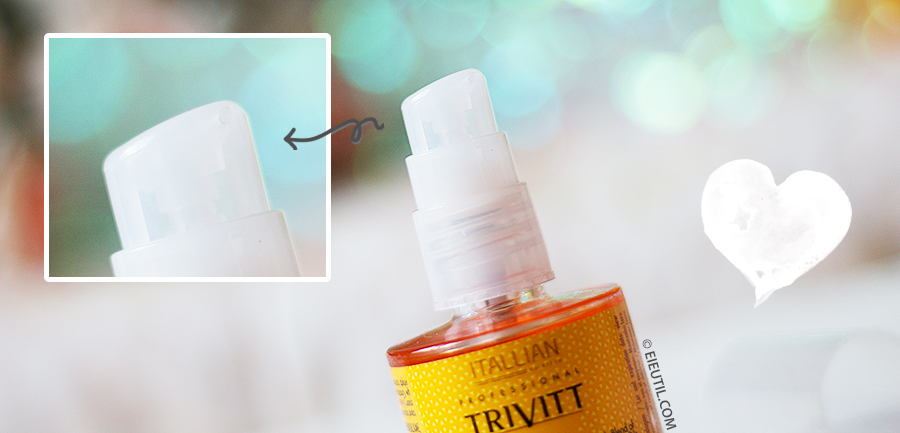 Trivitt Power Oil 17 - Itallian Hairtech