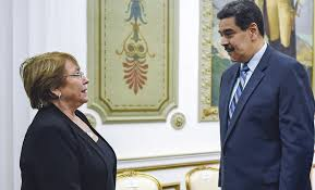 La Alta Comisionada de la ONU reconoció cooperación y asistencia técnica de Venezuela en derechos humanos