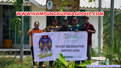 Tim Riset & Development Kampoeng Kurma