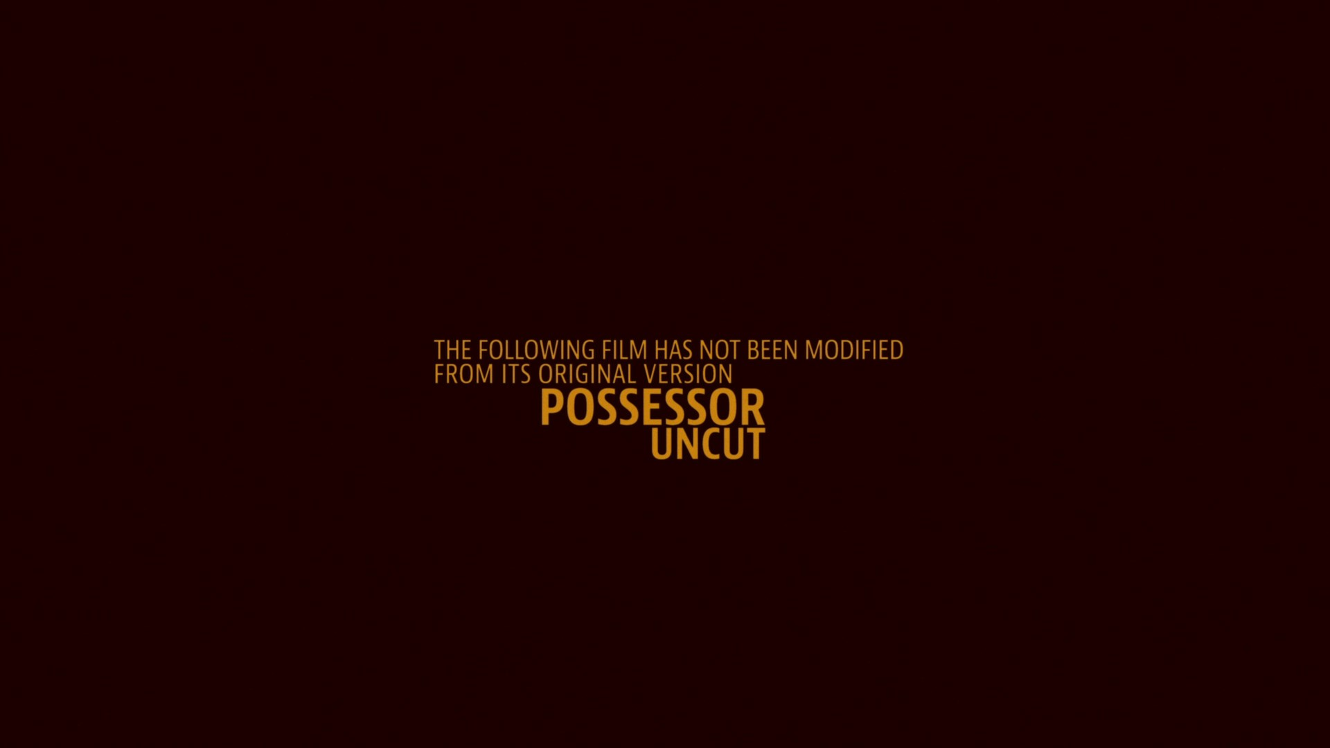 Possessor Uncut (2020) 1080p BRRip