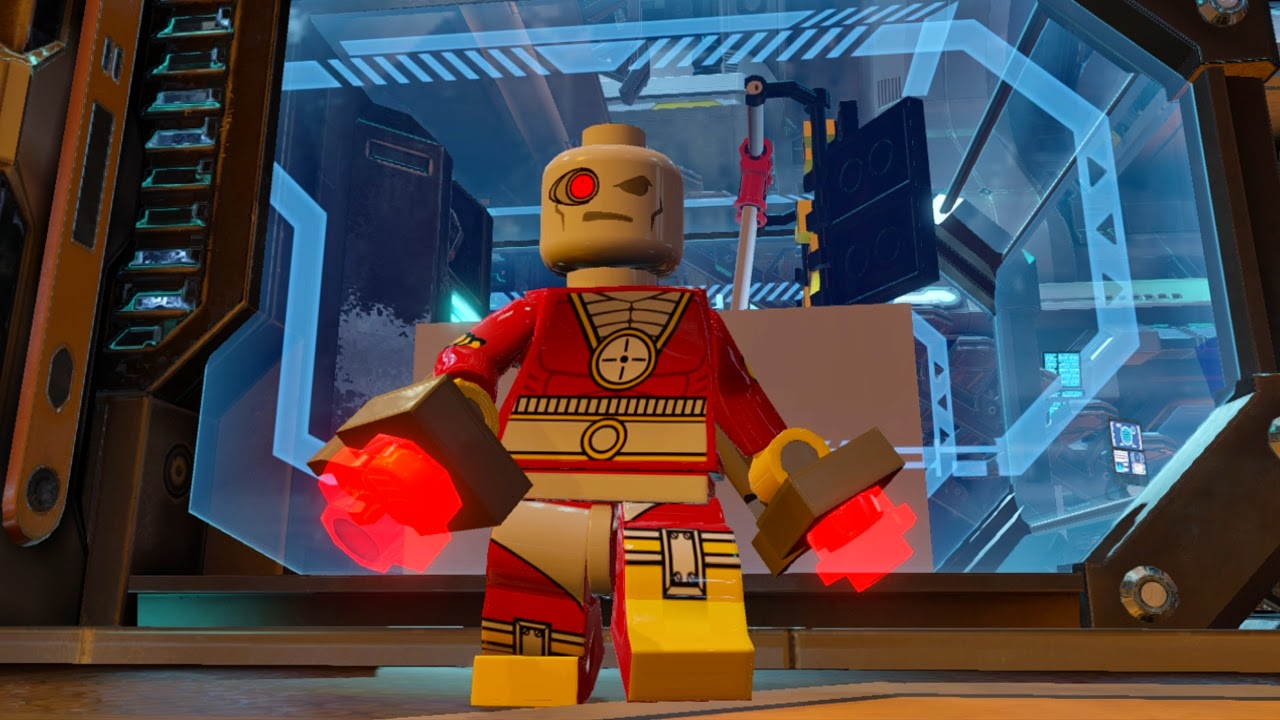 how to change your character in lego worlds