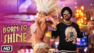 Born To Shine Lyrics in हिन्दी - Diljit Dosanjh