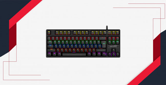 Review Keyboard Armaggeddon MKA-2C PSYCHRAVEN