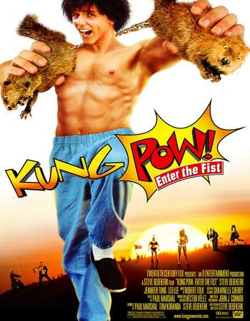 Poster Of Kung Pow Enter the Fist 2002 Dual Audio 1080p Web-DL [Hindi - English] ESubs Free Download Watch Online Worldfree4u