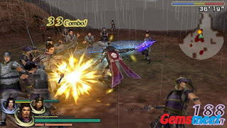 Warriors Orochi (Europe) PSP ISO Free Download | 864 MB