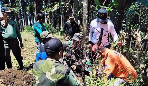 Upaya pencegahan kawasan hutan