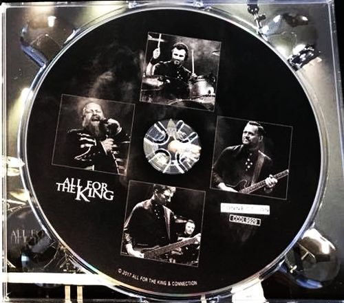 ALL FOR THE KING - All For The King (2017) disc