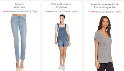 Ropa Lee mujer