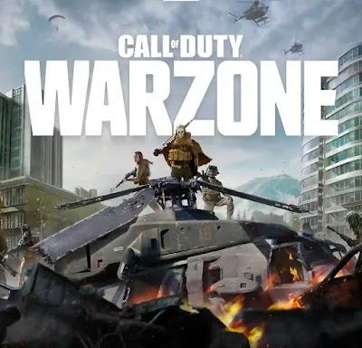 لعبة Call of Duty Warzone