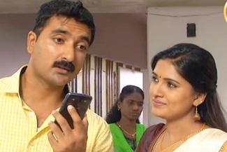 Prakash Teases Gayathri   Best of Serial