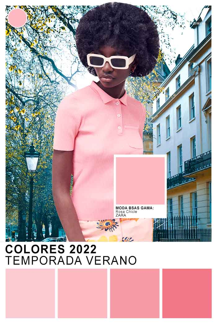 rosa color 2022