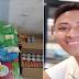Boss na malaki ang malasakit sa kanyang mga empleyado' nagbigay ng relief goods at tig-lilimang daang piso!
