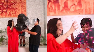 Juggan Kazim Reveals Gender of Her Third Child in Awesome Way | Check Video
