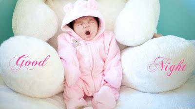 iyi geceler bebek-wallpaperss