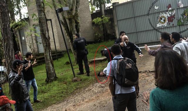 A ação de policiais do GARRA (Grupo Armado de Repressão a Roubos) na manhã desta sexta-feira (04) na Escola Florestan Fernandes, que pertence ao movimento MST, não cumpriu seu objetivo inicial. Segundo a PM, a operação foi realizada para cumprir um mandado de prisão contra Margareth Barbosa de Souza, porém mesmo depois de todo o episódio que envolveu cerca de 10 viaturas e foi feito com uso de violência, a pessoa procurada não estava lá e nem sequer foi localizada.