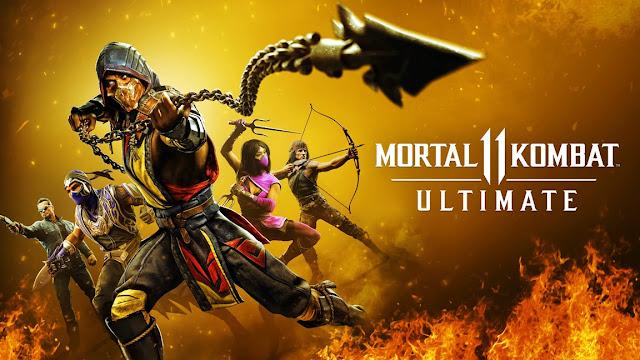 Mortal Kombat 11 Ultimate (Switch) recebe trailer de lançamento