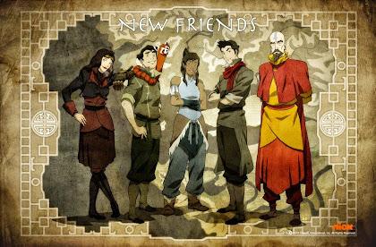 Episódios de Avatar A Lenda de Korra Livro 2 Dublado e Legendados Online